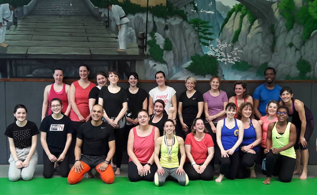20180317 stage departemental de body karate