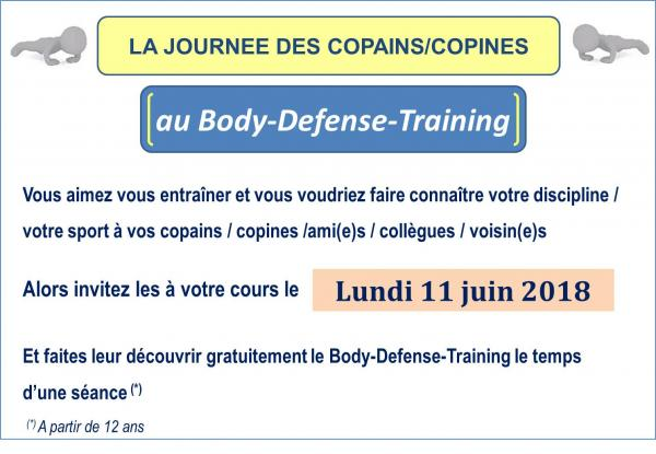 Ksr journee des cops body defense training