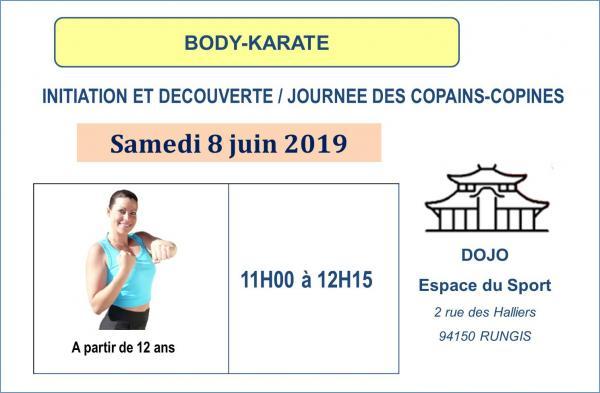Ksr journee des cops body karate 2021
