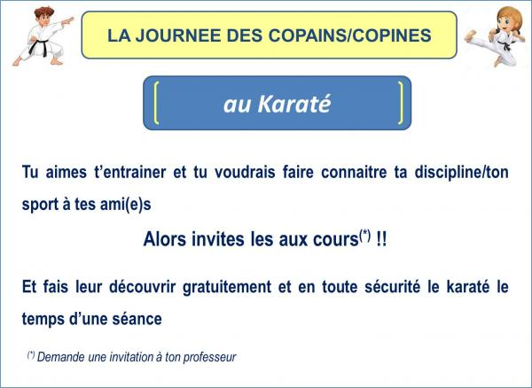 Ksr journee des cops karate