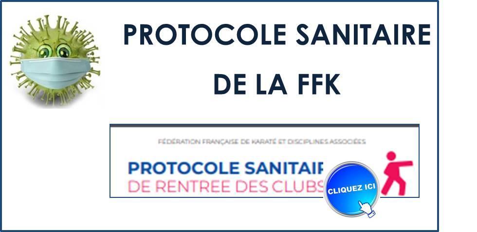 Ksr protocole sanitaire ffk