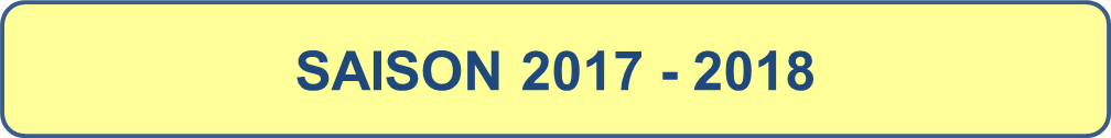 Ksr saison 2017 2019